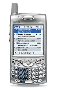 Palm treo 650